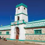 The most outstanding feature of Ixchiguán is that it is situated on a high plateau 3,200 meters above sea level, making it the highest town in Central America.