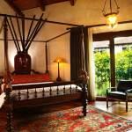 Casa Quinta bedroom