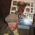 Art exhibit, Harry Danvers