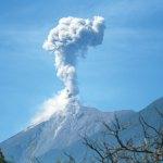 Fuego eruption up close — Hilary Kilpatric