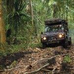 Off road (Río Azul) —Ben Edmonson No Limit Expeditions, www.NoLimitX.com