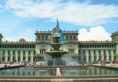 El Palacio Nacional de la Cultura by Johannes Blijdenstein