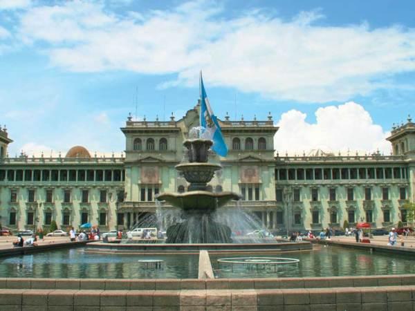 El Palacio Nacional de la Cultura (photo by Johannes Blijdenstein)