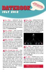 July 2012 in Revue Magazine