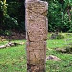 Stelae at Aguateca