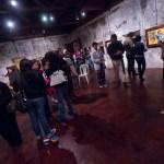 Inauguration of Exhibit Con Ojos de Niño by Nelo Mijangos