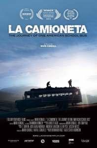 Poster of La Camioneta