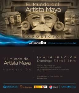 El Mundo del Artista Maya