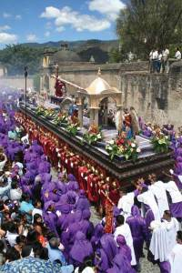 Lent & Semana Santa in Antigua Guatemala by Nelo Mijangos