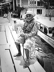 Posición/Position: Mención honorífica / Honorable mention Tema/theme: Identidad guatemalteca / Guatemalan identity Título/title: La Huella del tiempo Lugar/place:  Atitlán, Sololá Autor/author: Evelyn Gómez (Jude)