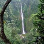 San Rafael La Trinidad waterfall