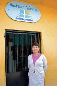 Teresa Quiñónez of Open Windows