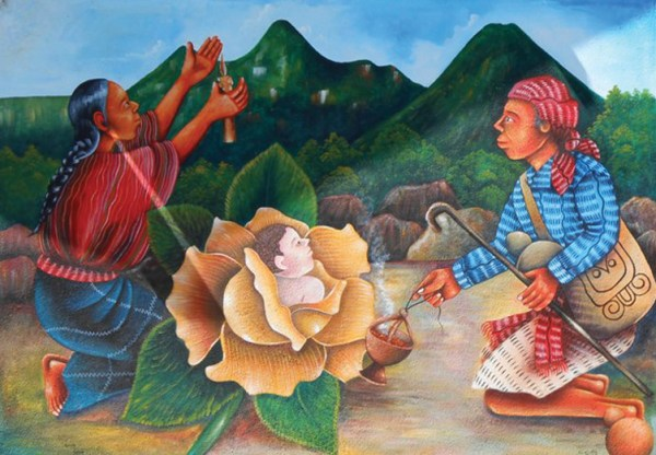 The Birth of Life - Edgar Vividor Yopz