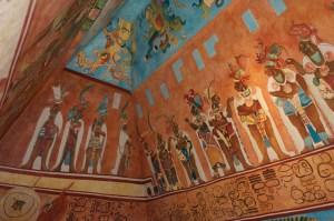 Classic Period murals