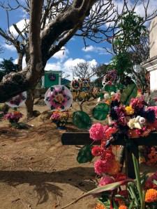 San Antonio Aguas Calientes Cemetery (photo by Hadazul Cruz)