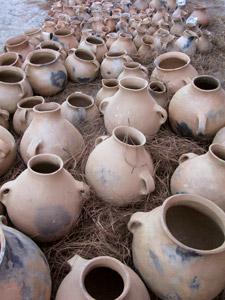 Guatemala Clay Pottery