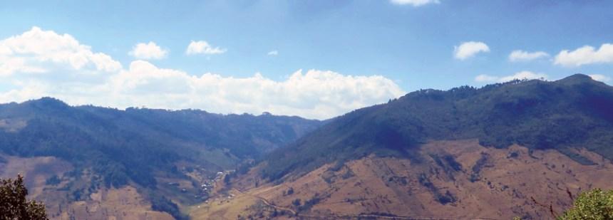 Cuchumatanes Guatemala