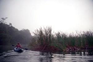 Guatemala kayak