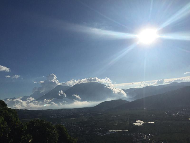 retire abroad Antigua Guatemala