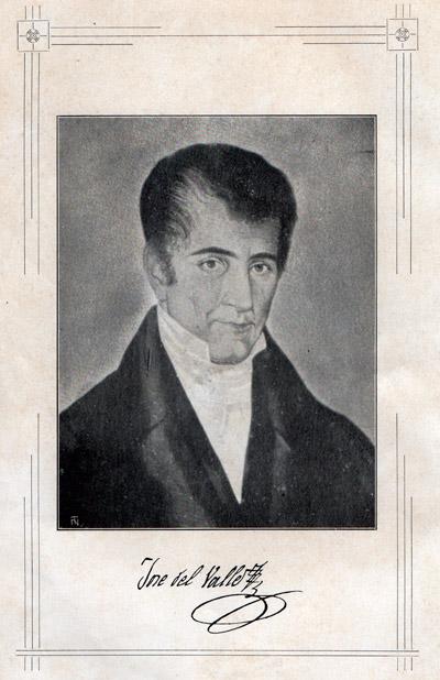 José Cecilio del Valle