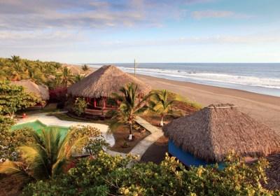 beach getaway Pacific Coast