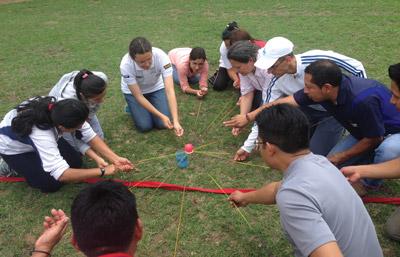 team building BalamBe