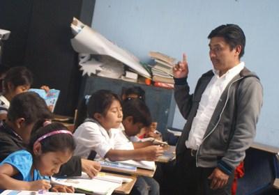 Education in Guatemala Happy Teacher's Day