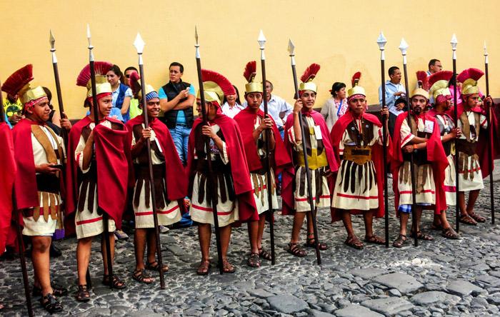 Santa Catarina Bobadilla Procession