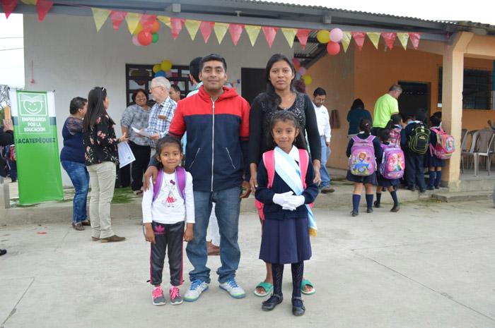 Strengthening Pre-schools Across Guatemala