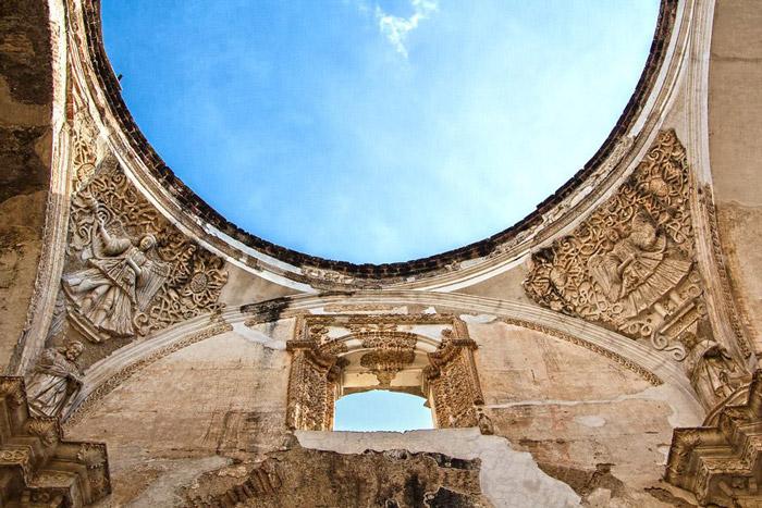 Restoration and Conservation in La Antigua Guatemala