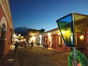 CHRISTMAS POSADA Calle del Arco @ Calle del Arco