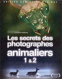 """Jaquette """"Les secrets des photographes animaliers"""""""