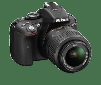 Nikon D5300 Noir