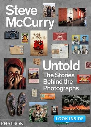 livre Steve McCurry