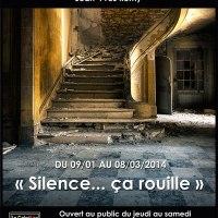Exposition : Silence... ça rouille