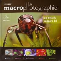 Livre: La macrophotographie au-delà du rapport 1:1 aux éditions Biotope