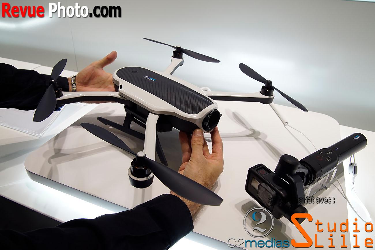 photokina 2016 le drone gopro karma revue photo. Black Bedroom Furniture Sets. Home Design Ideas