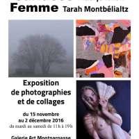 Exposition : Brouillards Surfaces Femme
