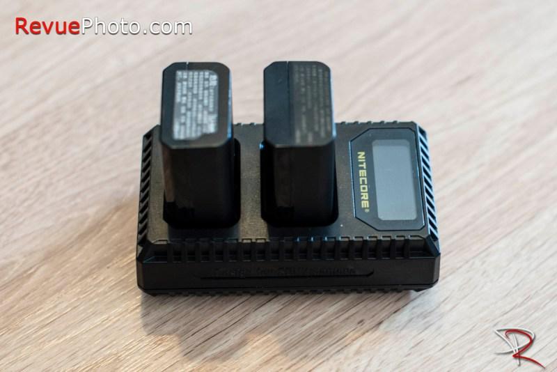 Nitecore USN1 - Sony