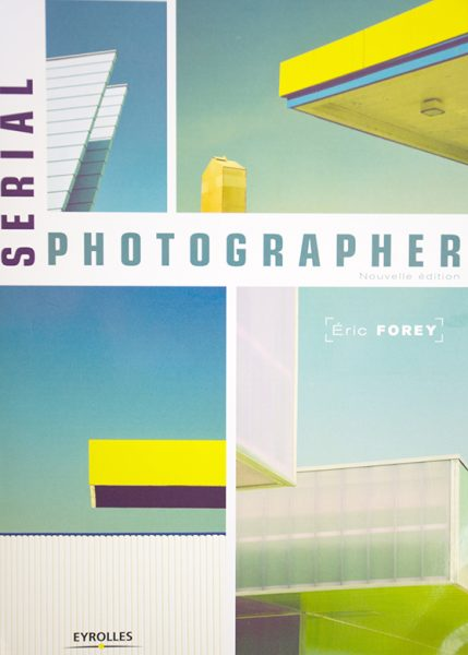 Livre Serial Photographer couverture