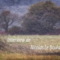 Interview de Nicolas Le Boulanger