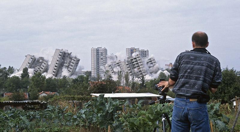L'œil de la recherche Les mutations urbaines de l'agglomération lyonnaise