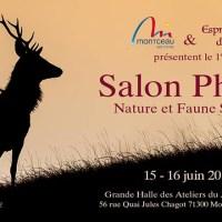 Salon Photo Nature et Faune Sauvage le 15 & 16 Juin à Montceau-Les-Mines (71)