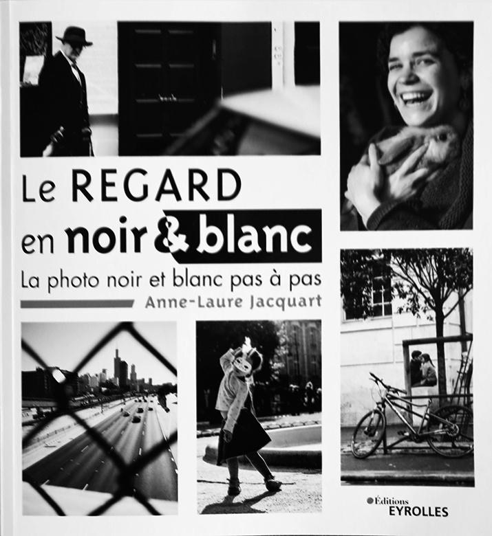 Livre Le Regard en noir et blan