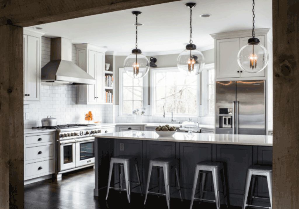 The 4 Layers Of Luxury Kitchen Lighting Revuu