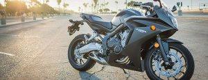 2015 Honda CBR650F review  RevZilla