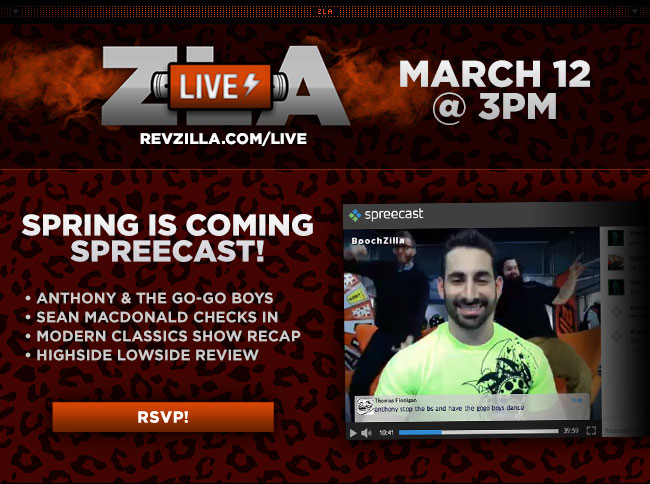 RSVP For ZLA Live!