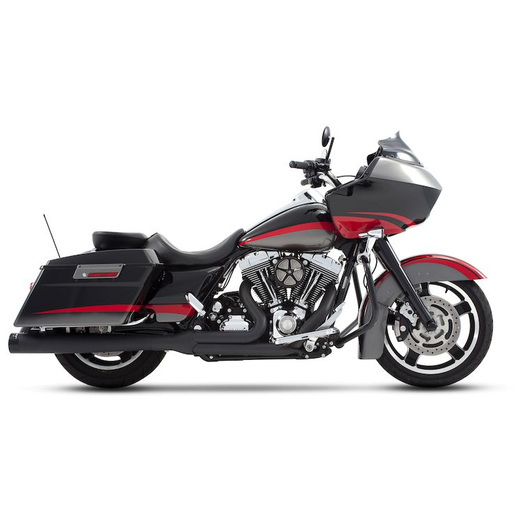 into 1 exhaust for harley touring 2009