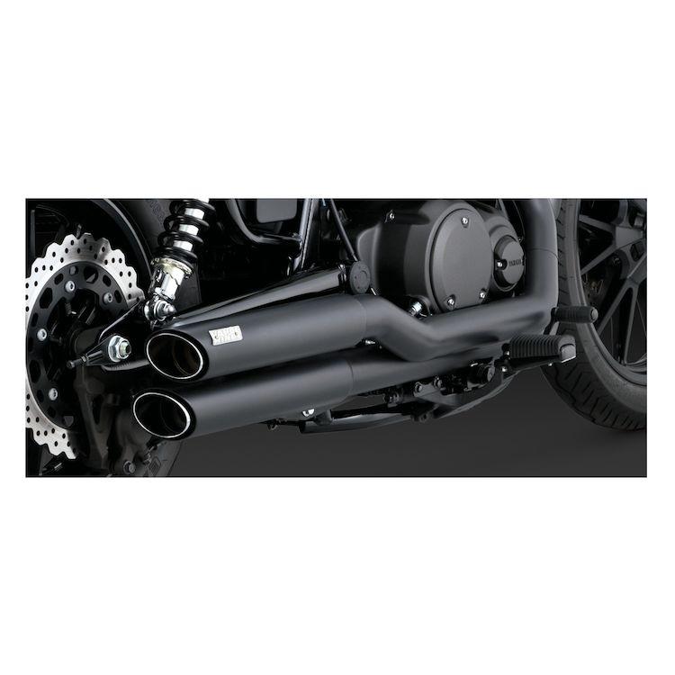 yamaha xv950 aftermarket exhaust