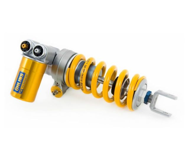 Ohlins Ttx Gp Rear Shock 2017 Model Suzuki Gsxr